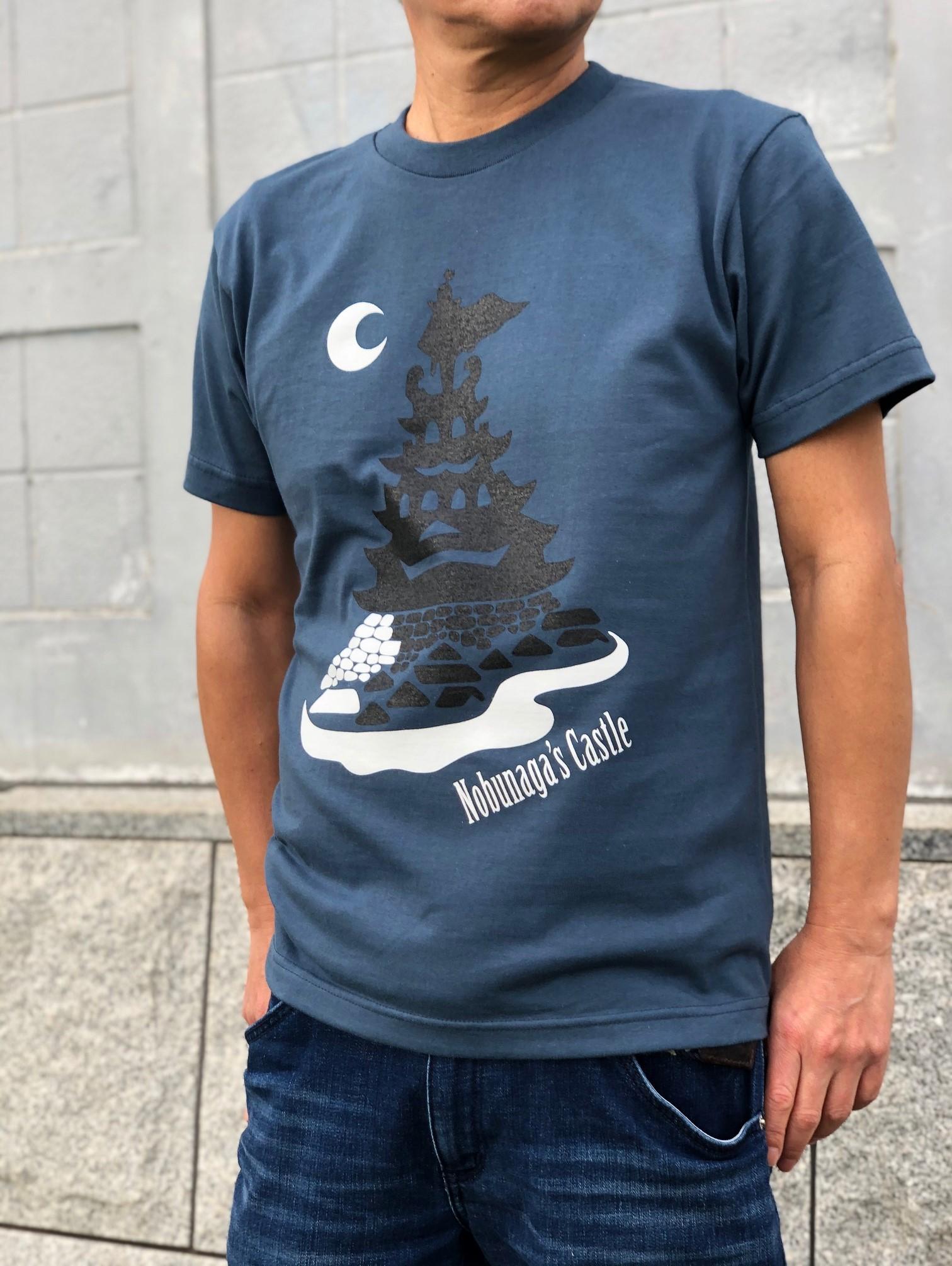 Nobunaga`s Castle 信長の城Tシャツ