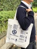 島津の退き口キャンバストートバッグ Pride of Shimazu