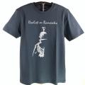 織田信長Tシャツ Realist or Romantic 侍気分戦国Tシャツ