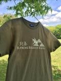 関東の覇者 戦国北条騎馬兵Tシャツ 侍気分戦国Tシャツ