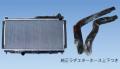 RX-8用純正式ラヂエター/純正上下ラヂエターホースつき(前中期型用)