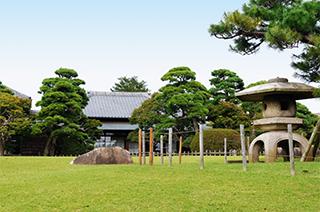 旧堀田家住宅・旧堀田正倫庭園