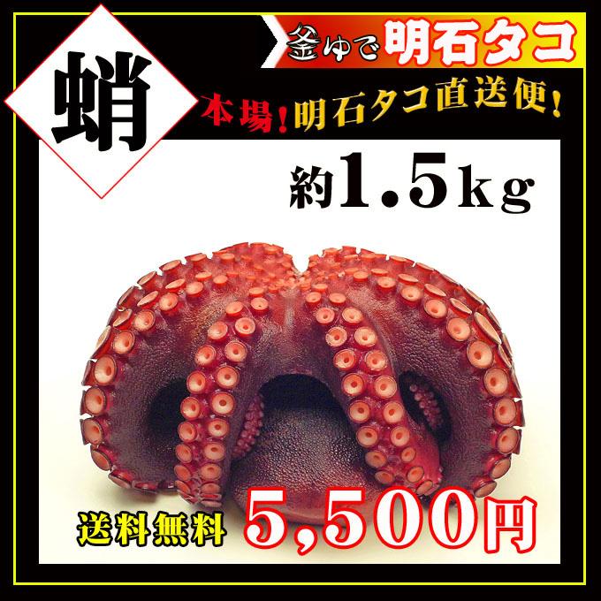 淡路のタコの通信販売店!