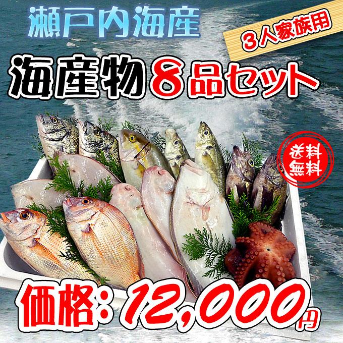 産地直送で新鮮な魚介類をお届け致します♪