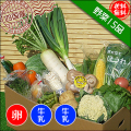 四国の野菜15品+卵10個+牛乳2本