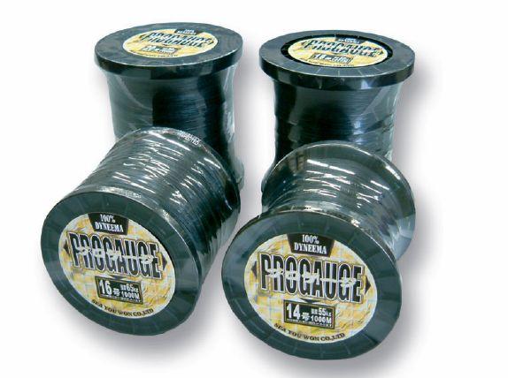 深場専用PE  ブラックダイニーマー 新素材 フグなどによる高切れ防止!