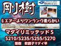 剛樹 マダイ・リミッテッドS 210/235/255/270! (送料無料)
