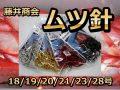 ムツ針徳用  14-28号   藤井商会