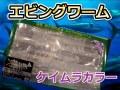 キハダマグロ エビング用ワーム  初期の必需品!