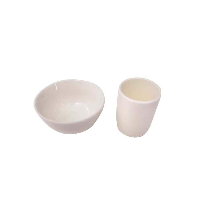 聞香杯セット(白 無地)(長型)