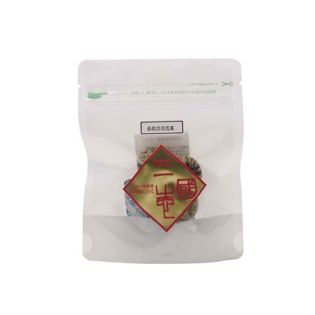 仙桃茉莉花茶(セントーモーリーファーチャー)(3個入り)