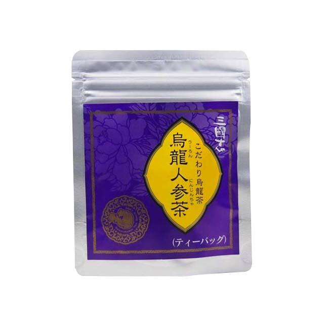 烏龍人参茶/ティーバッグ(4g/5パック)