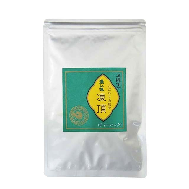 濃い味凍頂烏龍茶/ティーバッグ(4g/20パック)
