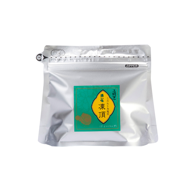 濃い味凍頂烏龍茶/ティーバッグ(ヒモ付)(2g/20パック)