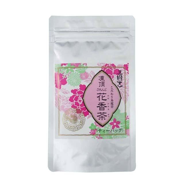 凍頂ぶれんど花香茶/ティーバッグ(4g/8パック)