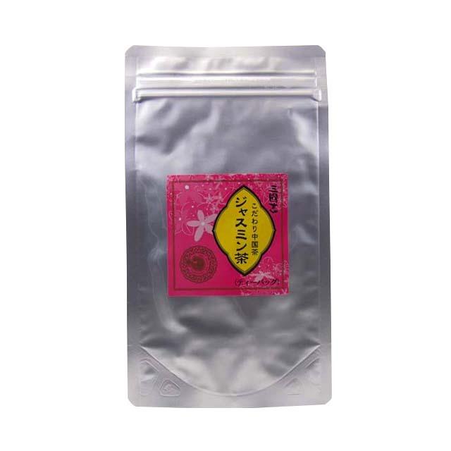 ジャスミン茶/ティーバッグ(ヒモ付)(2g/8パック)