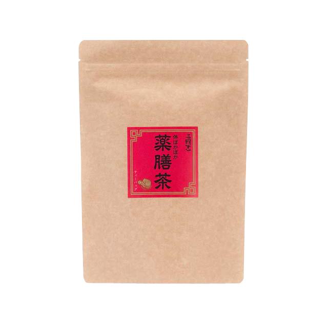 体ぽかぽか薬膳茶/ティーバッグ(ヒモ付)