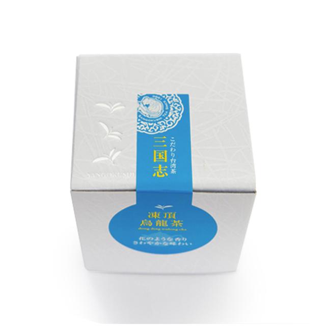 リーフティーバッグ 凍頂烏龍茶(箱入り)(40g(8袋入))