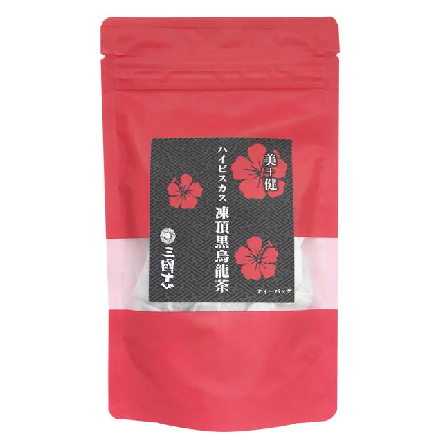 ハイビスカス凍頂黒烏龍茶/ティーバッグ(4g/12パック)
