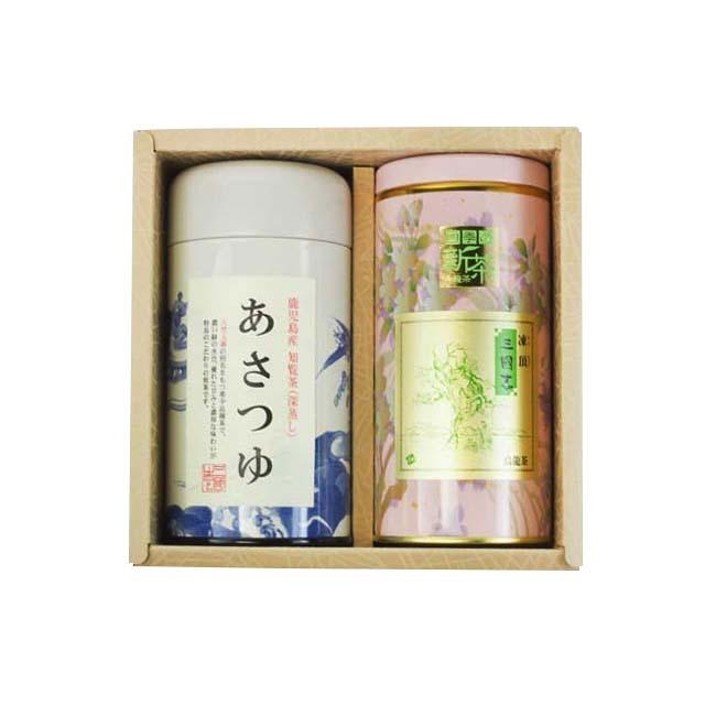 凍頂烏龍茶&知覧茶セット(TA30)