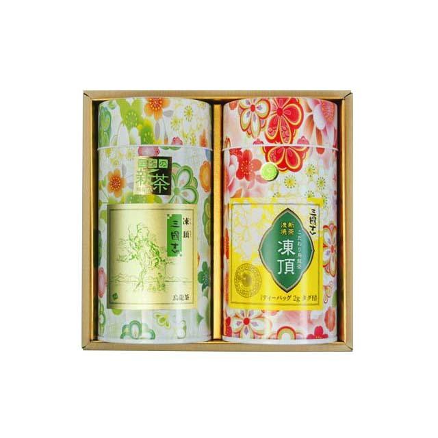 凍頂烏龍茶(茶葉&ティーバッグ)セット(TTL30)