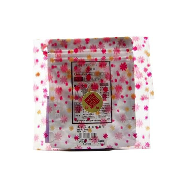 濃い味凍頂烏龍茶/ティーバッグ/ラッピング(4g×5パック)