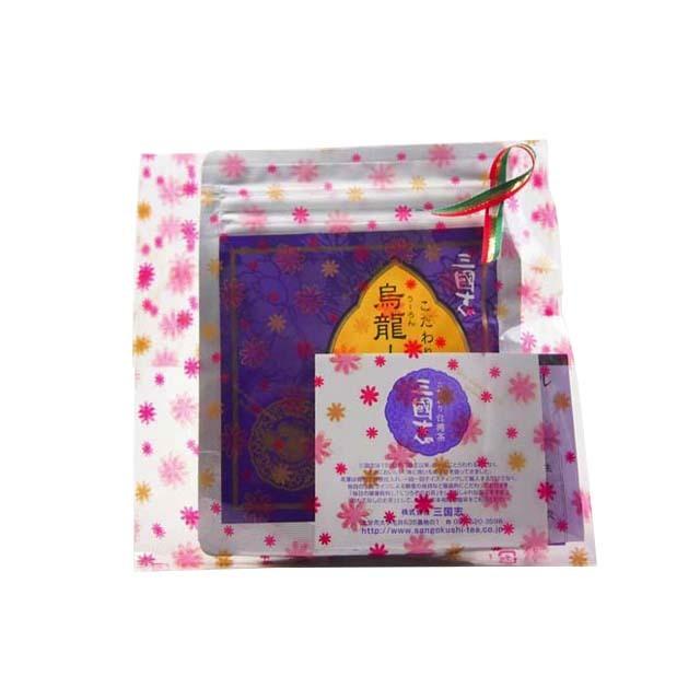 烏龍人参茶/ティーバッグ/ラッピング(4g×5パック)