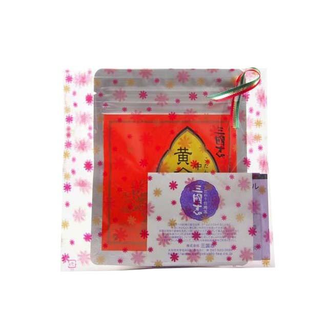 黄金桂/ティーバッグ(ヒモ付)/ラッピング(2g×5パック)