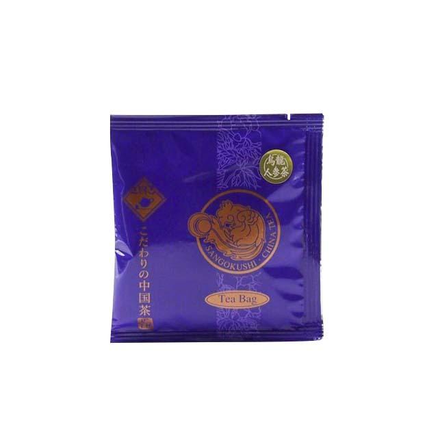烏龍人参茶/ティーバッグ(ヒモ付)(2g/1パック)