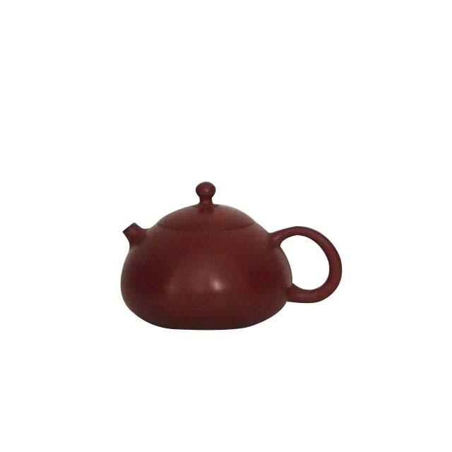 茶壺(ミニ 朱泥)