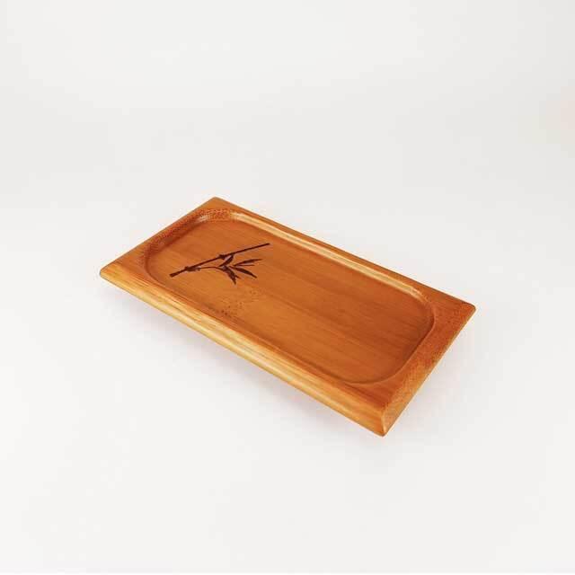 茶托(竹)