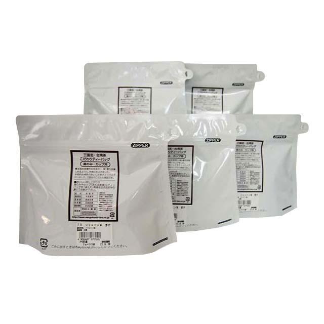 ジャスミン茶/ティーバッグ(ヒモ付)(烏龍茶ベース)(2g×20パック×5)