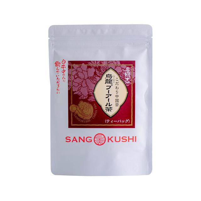 ウーロンプーアール茶/ティーバッグ(4g/17パック)