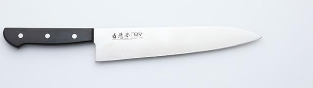 2212 兼秀 MV鋼  口金無 牛刀240mm
