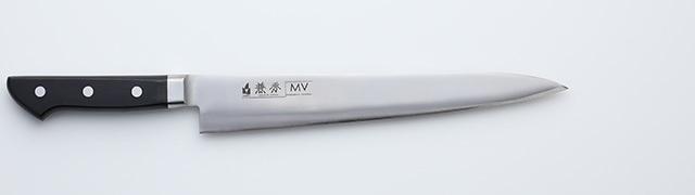 2317 兼秀 MV鋼  口金付 筋引240mm