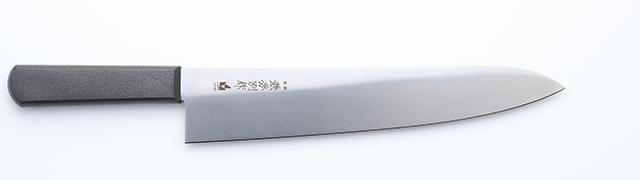 2813 兼秀別作 特殊合金鋼 平切(ひらぎり)270mm PT 右用
