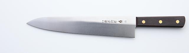 2913 兼秀別作 特殊合金鋼 平切(ひらぎり) 270mm WT 左用