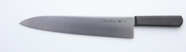 2921 兼秀別作 特殊合金鋼 平切(ひらぎり) 300mm PT 左用