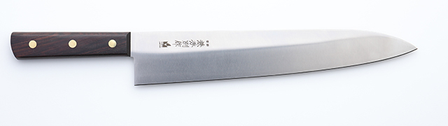 3014 兼秀別作 特殊合金鋼 平切(ひらぎり) 300mm WT 右用