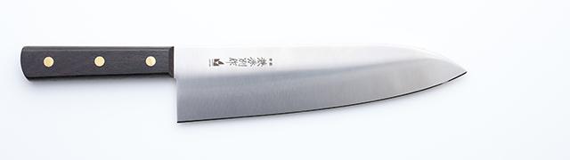 3026 兼秀別作 特殊合金鋼 小間切(こまぎり) 240mm WT 右用