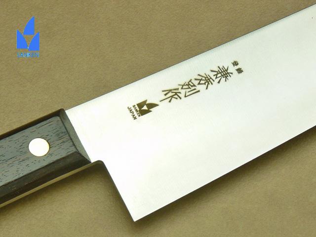 3042 特殊合金鋼 厚切牛刀270WT②