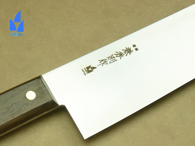 3044 特殊合金鋼 厚口牛刀330WT②