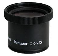 FS60CB用0.72×レデューサー
