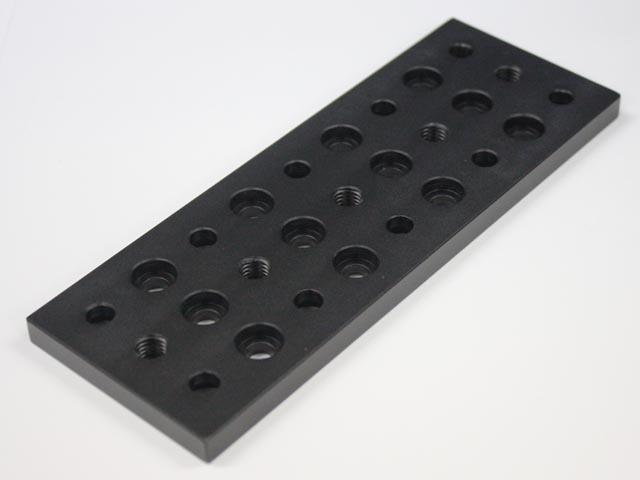 蜂の巣ブリッジプレート165mm
