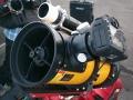φ166mm軽量アルミ鏡筒バンド