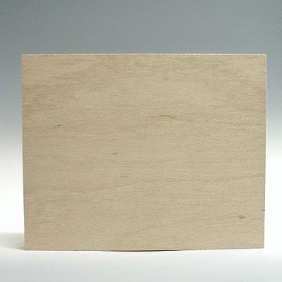 日本画用木製パネル  F3号