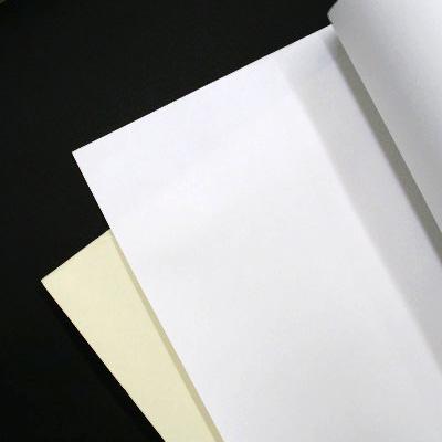 新鳥の子紙(白口・黄口) 3×6