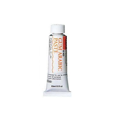 ホルベイン 水彩用メディウム  アラビアゴム ペースト <水彩用透明メディウム>