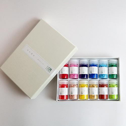 水干絵具 【基本色】12色セット