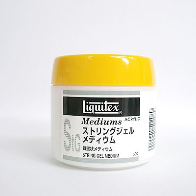 【リキテックス】ストリングジェルメディウム 300ml
